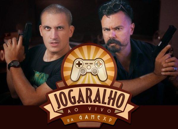 Jogaralho ao vivo na GameXP
