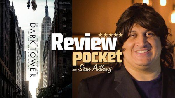 Anderson gaveta no Review Pocket com Sean Antony