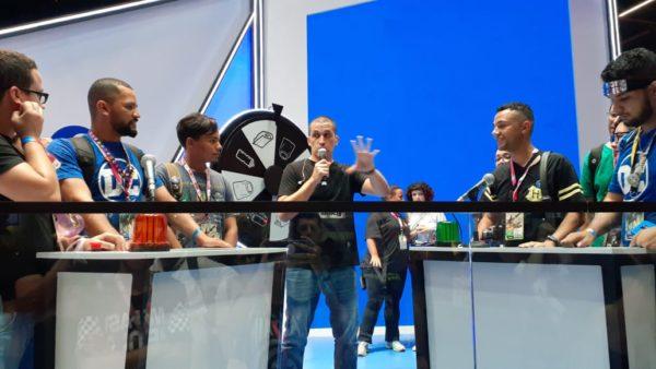 CCXP19 Anderson Gaveta comanda o palco do Facebook