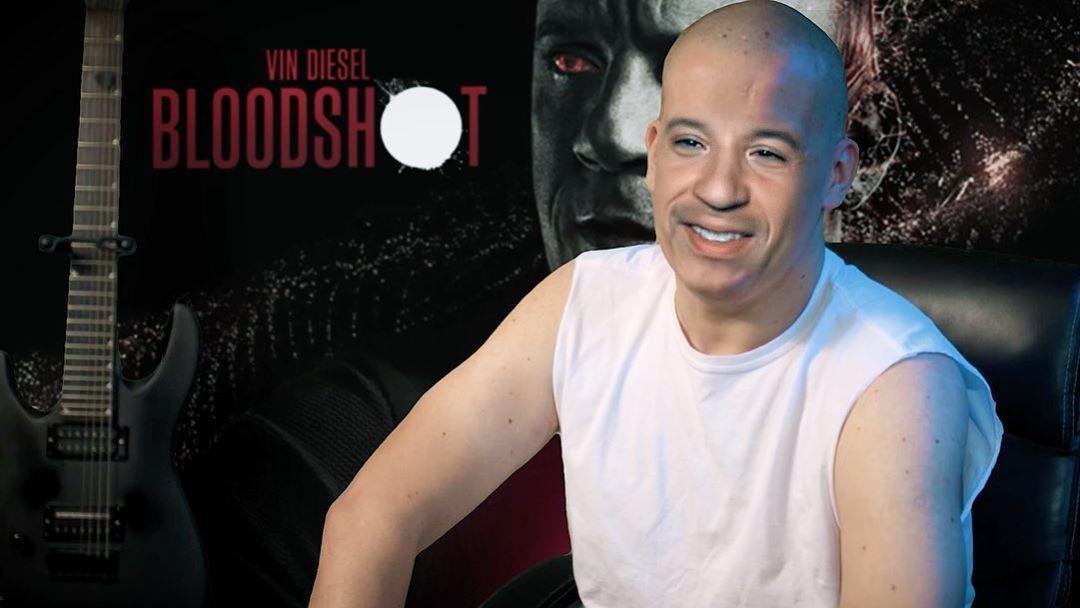 Gaveta cria deepfake de Vin Diesel em campanha para a Sony