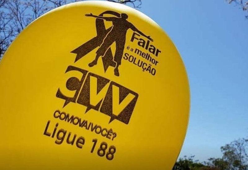 CVV e Campanha setembro amarelo com  filtro exclusivo no instagram – com Breno Aceti e Gabs Taranto