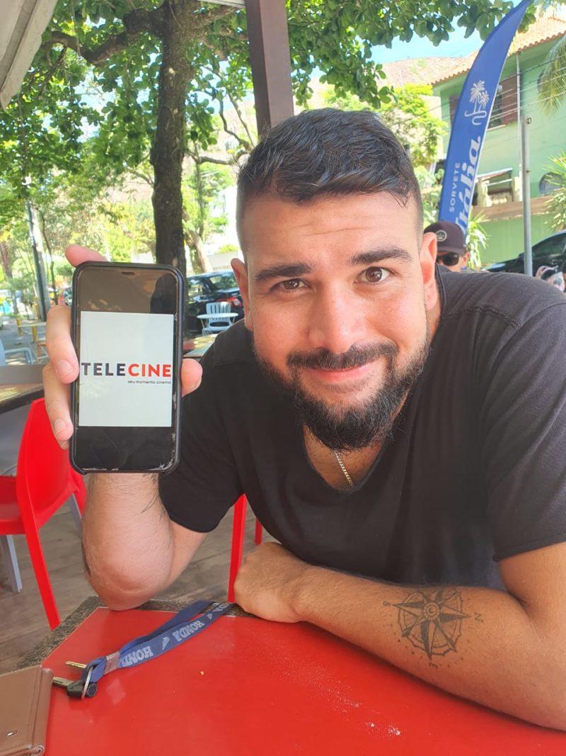 """Eduardo Torreão traz novidades do Telecine Play no """"Bom Dia Família"""""""