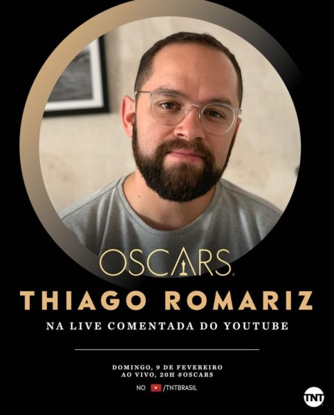Thiago Romariz - Oscar - EPIC