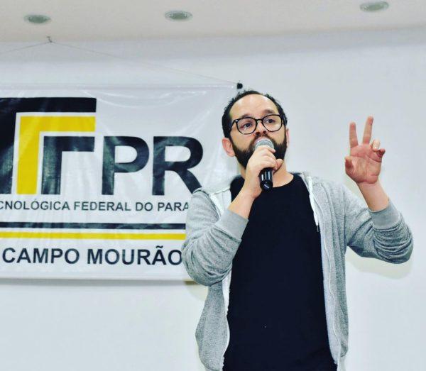 Thiago Romariz - Palestra- EPIC