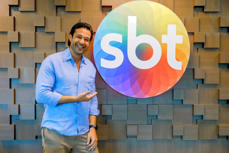 Sergio Marone estreia no SBT no comando de reality Mestres da Sabotagem