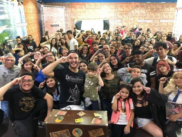 Foto de Divulgação - Thiego Novais - Observatorio Potter - EPIC Digitais - 2021
